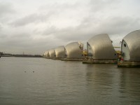 The Thames Barrier - Greenwich